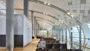 Transeat ble designet til utvidelsen av Oslo Lufthavn Gardermoen