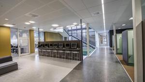 Spjelkavik ungdomsskole: trinntorg