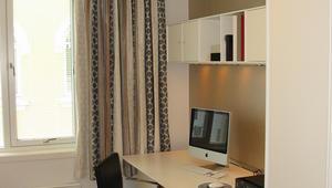 Møblering privat kontor