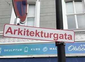 NIL i Arkitekturgata/Lilandgården under Arendalsuka 2018