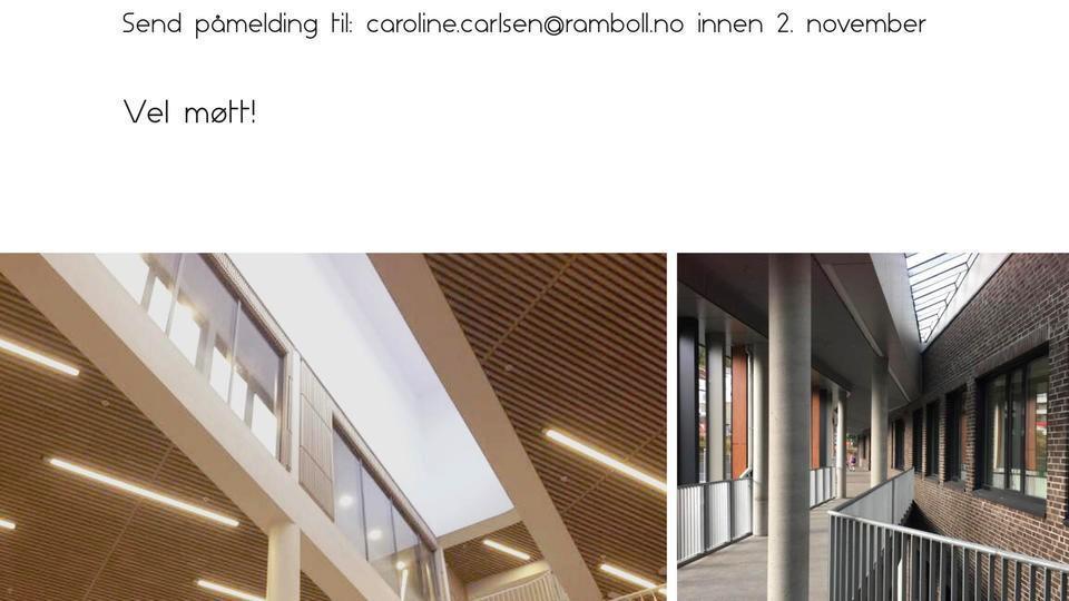 NIL Bergensgruppen: Foredrag og omvisning på Damsgård skole. Påmeldingsfrist 2. november