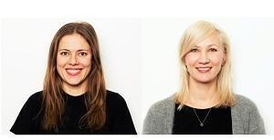 Siri Yran og Kristin Schanche, Designit. Tjenestedesign. Foredrag på NILs fagdag 7. april 2018