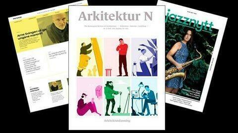 Årets tidsskrift 2019: Arkitektur N!