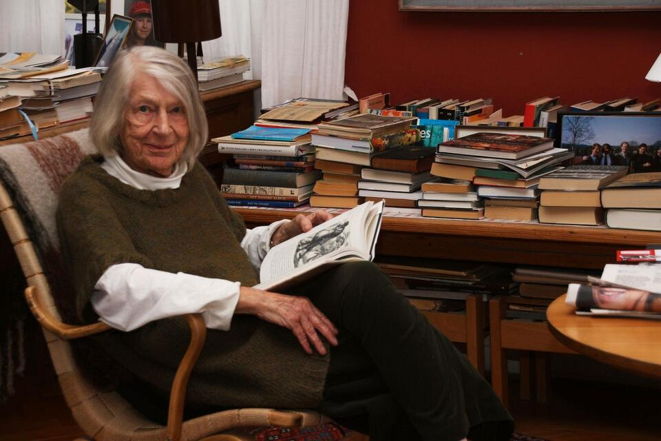 Æresmedlem i NIL, Anne Lise Aas har gått bort