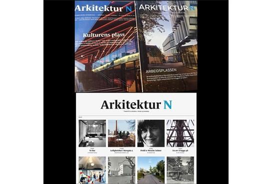 NAL søker redaktør for Arkitektur N