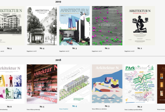 Tips om bærekraftige prosjekter til Arkitektur N