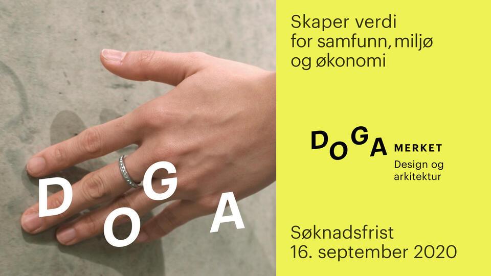Søk DOGA-merket!