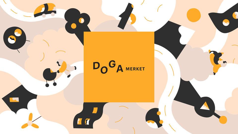 DOGA-merket for design og arkitektur / Digital prisutdeling 11. mars kl. 14-16