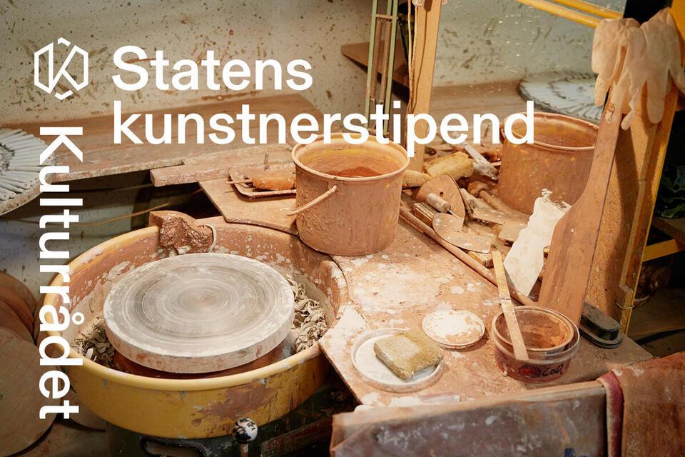 Statens Kunstnerstipend 2021, informasjonsmøte for søkere, på Zoom