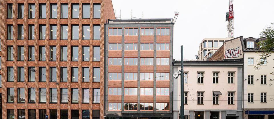 DOGA Hedersmerket og DOGA-merket for design og arkitektur 2021