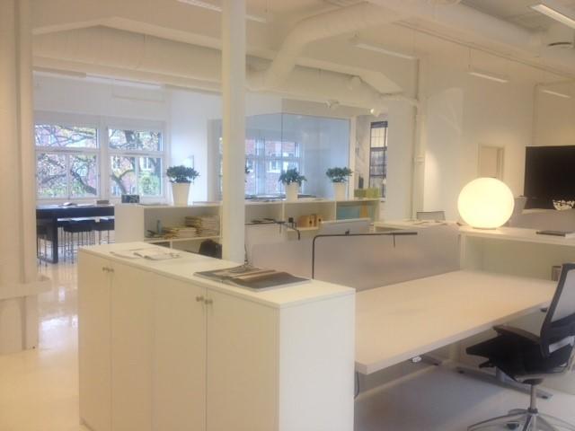 Freelancere/interiørarkitekter MNIL søkes til kontorfellesskap