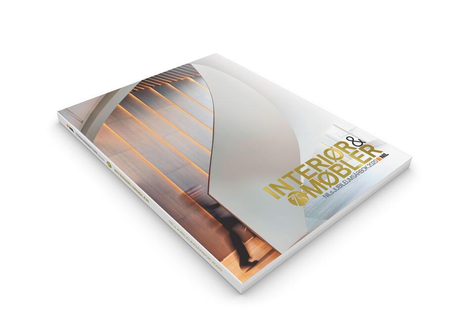 Jubileumsutgaven av NILs årbok er lansert. NIL 75 ÅR | 1945–2020