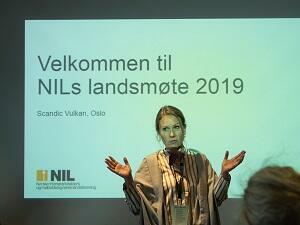 Rapport fra NIL landsmøte 6. april 2019, Arkitektnytt nr. 05/2019