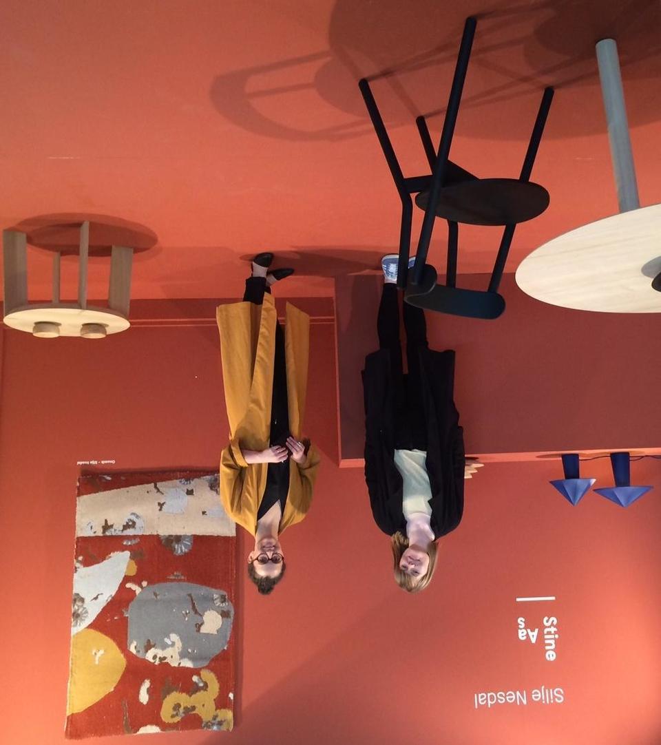 Rapport fra møbelmessen Salone Satellite 2016 i Milano, Silje Nesdal