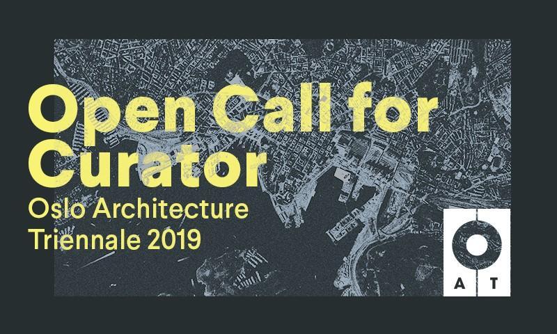Søker etter kurator for Oslo arkitekturtriennale 2019