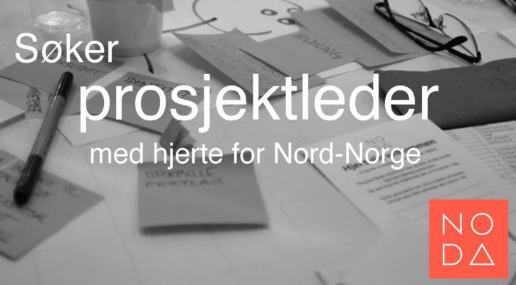 NODA søker prosjektleder i 100% stilling