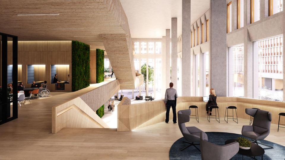 En stor mulighet for interiørarkitekter