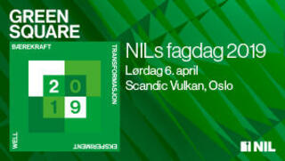 Påmelding til NILs fagdag 6. april 2019 kl. 10 - 14, Oslo
